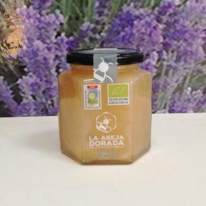 raw organic rosemary honey